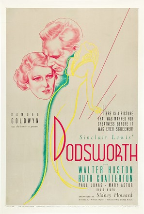 Dodsworth - Movie Poster (thumbnail)