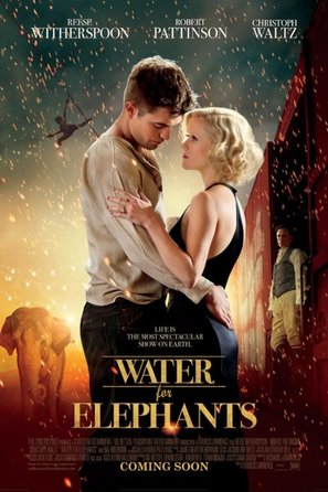 Water for Elephants - Theatrical movie poster (thumbnail)