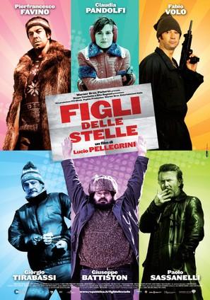 Figli delle stelle - Italian Movie Poster (thumbnail)