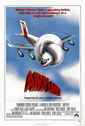 Airplane! - Movie Poster (thumbnail)