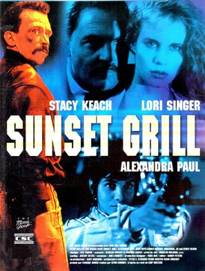 Sunset Grill - French Movie Cover (thumbnail)