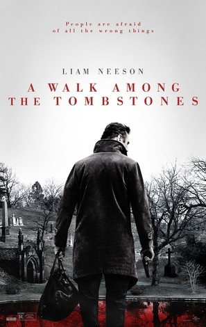 A Walk Among the Tombstones - Movie Poster (thumbnail)