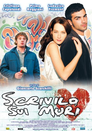Scrivilo sui muri - Italian poster (thumbnail)