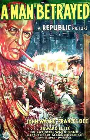 A Man Betrayed - Movie Poster (thumbnail)