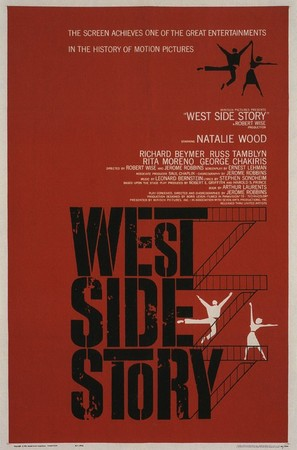 West Side Story - Movie Poster (thumbnail)