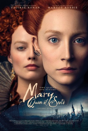 Mary Queen of Scots - Movie Poster (thumbnail)