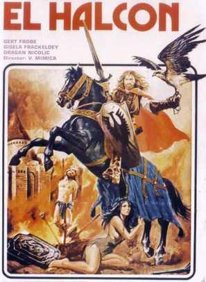 Banovic Strahinja - Spanish Movie Poster (thumbnail)