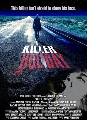 Killer Holiday - Movie Poster (thumbnail)