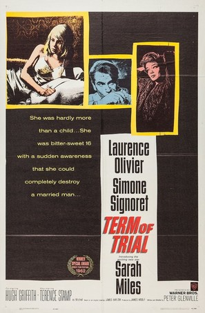 Term of Trial - Movie Poster (thumbnail)
