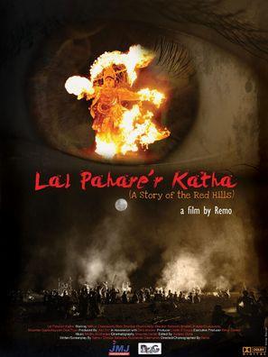 Lal Pahare'r Katha - Indian poster (thumbnail)