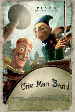 One Man Band - Movie Poster (thumbnail)