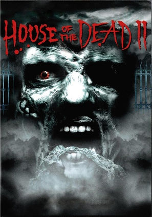 House Of The Dead 2 - DVD movie cover (thumbnail)