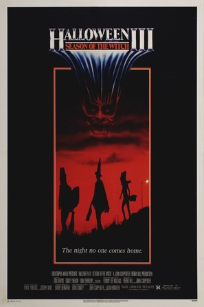 Halloween III: Season of the Witch - Movie Poster (thumbnail)
