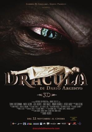 Dracula 3D - Italian Movie Poster (thumbnail)