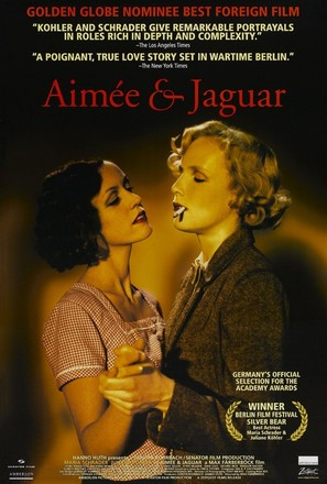Aimée & Jaguar - Movie Poster (thumbnail)