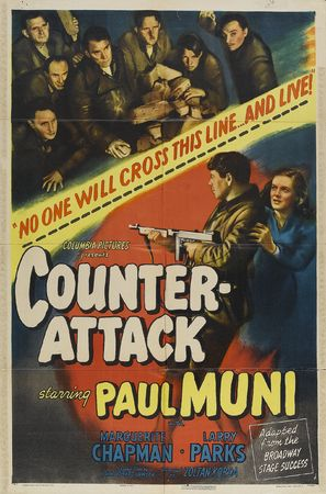 Counter-Attack - Movie Poster (thumbnail)