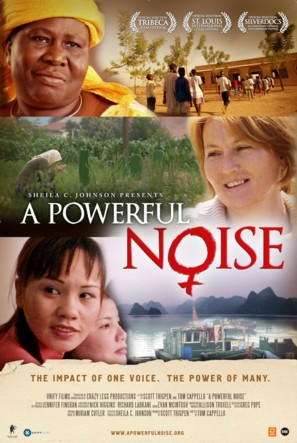A Powerful Noise - Movie Poster (thumbnail)