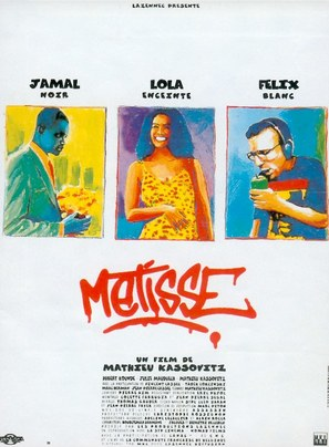 Métisse - French Movie Poster (thumbnail)