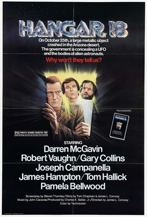 Hangar 18 - Movie Poster (thumbnail)