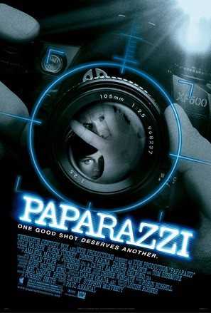 Paparazzi - Movie Poster (thumbnail)