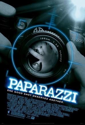 Paparazzi - Movie Poster (thumbnail)