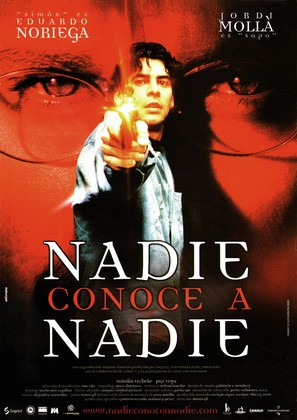 Nadie conoce a nadie - Spanish Movie Poster (thumbnail)