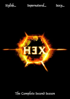 """Hex"" - DVD cover (thumbnail)"