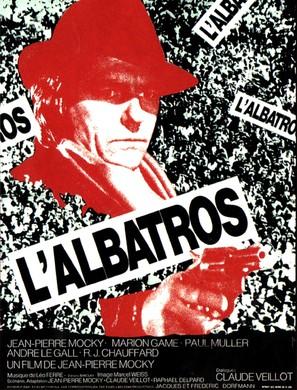 L'Albatros - French Movie Poster (thumbnail)