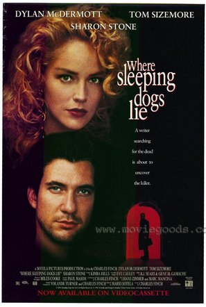 Where Sleeping Dogs Lie - Video release poster (thumbnail)