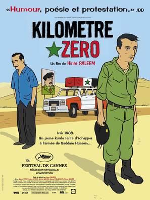 Kilomètre zéro - French poster (thumbnail)