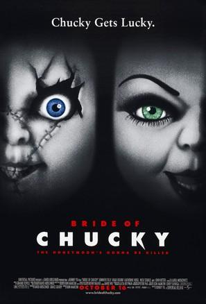 Bride of Chucky - Movie Poster (thumbnail)