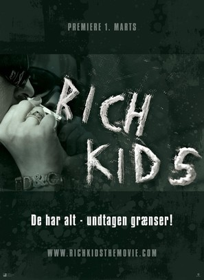 Rich Kids - Danish Movie Poster (thumbnail)