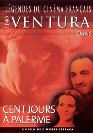 Cento giorni a Palermo - French DVD cover (thumbnail)