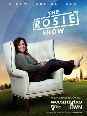 """The Rosie Show"" - Movie Poster (thumbnail)"