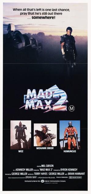 Mad Max 2 - Australian Movie Poster (thumbnail)