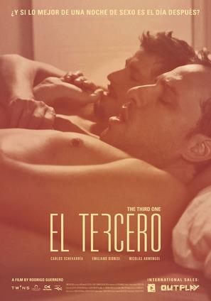 El tercero - Argentinian Movie Poster (thumbnail)