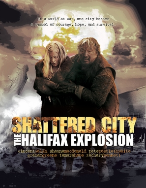 """Shattered City: The Halifax Explosion"" - Movie Poster (thumbnail)"