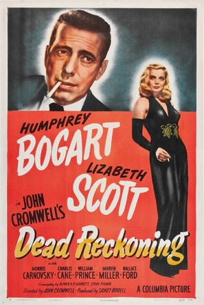 Dead Reckoning - Movie Poster (thumbnail)