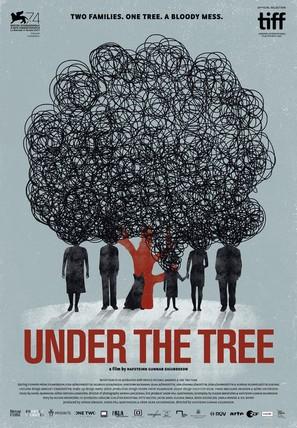 Undir trénu - Icelandic Movie Poster (thumbnail)