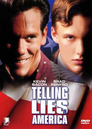 Telling Lies in America - DVD movie cover (thumbnail)