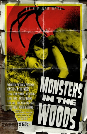 Monsters in the Woods - Movie Poster (thumbnail)