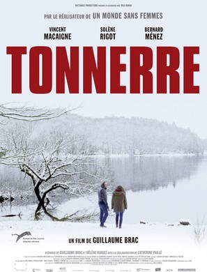 Tonnerre - French Movie Poster (thumbnail)