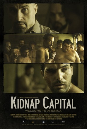 Kidnap Capital - Canadian Movie Poster (thumbnail)