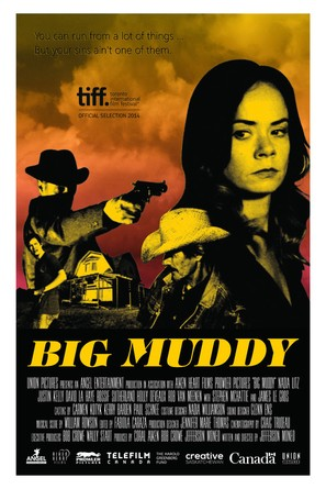 Big Muddy - Canadian Movie Poster (thumbnail)