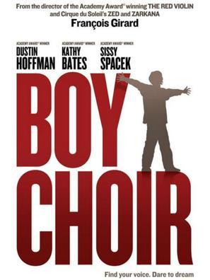 Boychoir - British Movie Poster (thumbnail)