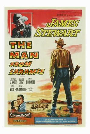 The Man from Laramie - Movie Poster (thumbnail)