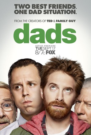 """Dads"" - Movie Poster (thumbnail)"