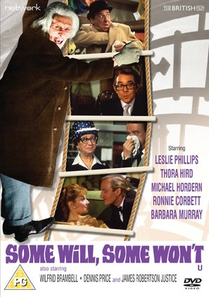 Some Will, Some Won't - British DVD cover (thumbnail)