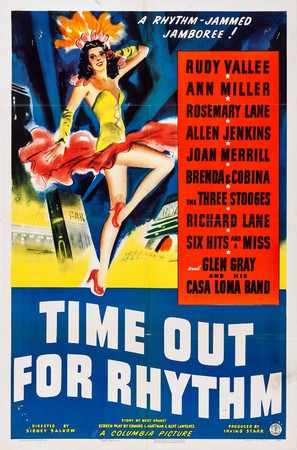 Time Out for Rhythm - Movie Poster (thumbnail)