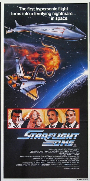 Starflight: The Plane That Couldn't Land - Australian Movie Poster (thumbnail)